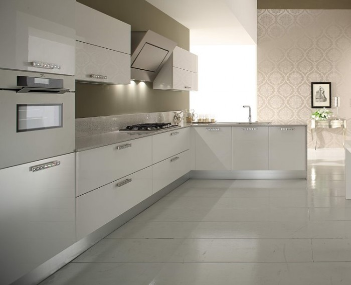 Modern-Kitchen-Cabinet 45 Elegant Cabinets For Remodeling Your Kitchen