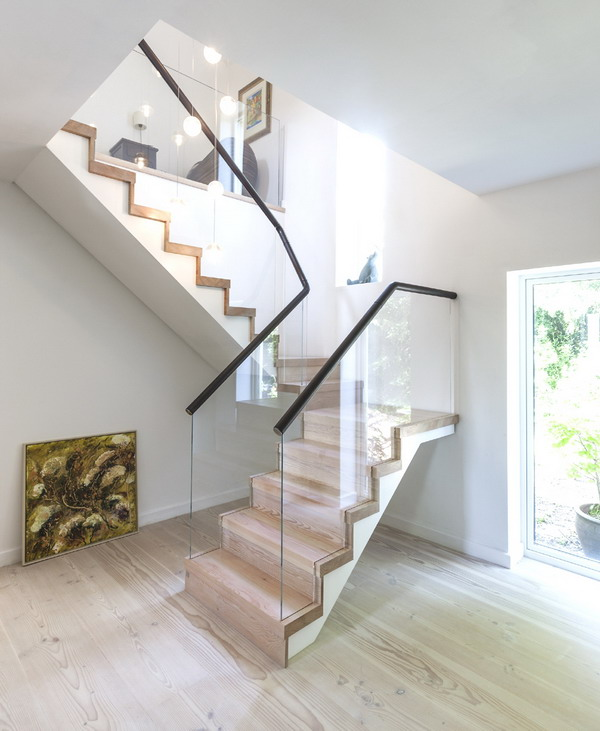 Modern-Staircase-Ideas Make Your Home Look Like a Palace
