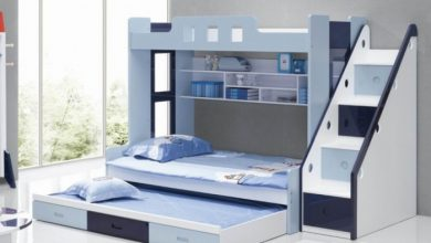 Photo of Make Your Children's Bedroom Larger Using Bunk Beds