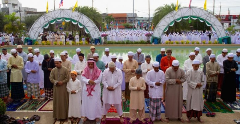 Photo of Muslims' Celebrations In Eid Al-Fitr