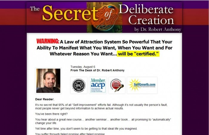 New-Picture-16 Dr. Robert Anthony Powerful System to Control Your Life and Get Unstuck Forever!