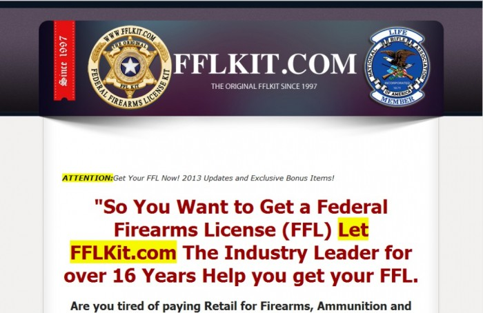 """New-Picture5 Learn How to Get a Federal Firearms License """"FFL"""""""