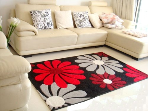 New-product-series-of-Carrier-carpet-tulip-coffee-table-living-room-carpet-and-more-sizes-available 8 Tips On Choosing A Carpet For Your Living Room