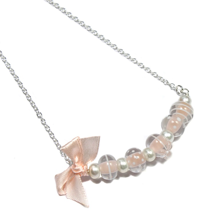 Peach-Surpise-Lampwork-and-sterling-silver-handmade-jewellery-Cherished-Trinkets How to Earn Money As a Stay-at-Home Mom