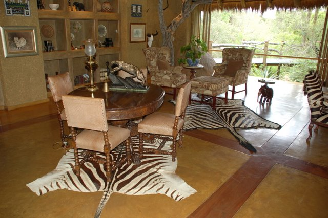 PicForNewsletterSouthAfrica2007141 African Style In The Interior Design