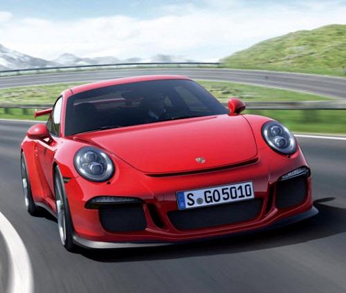 Porsche-911-GT3-2014 Review On Porsche 911 GT3