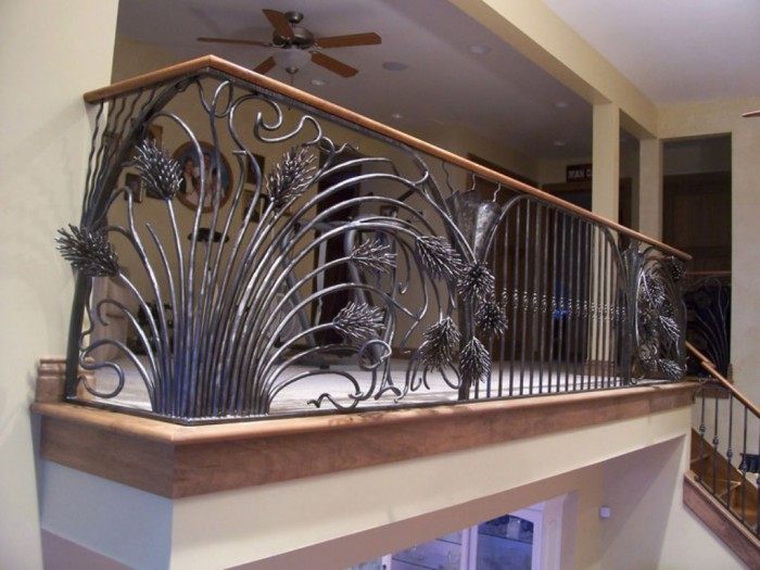 Railing-MS-balcony 60+ Best Railings Designs for a Catchier Balcony