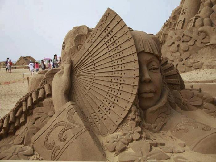 Sand-Art.jpg8_ 30 Stunning Installations Made Of Sand Beach