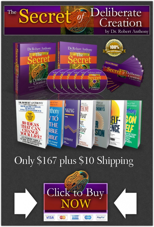SecureCart Dr. Robert Anthony Powerful System to Control Your Life and Get Unstuck Forever!