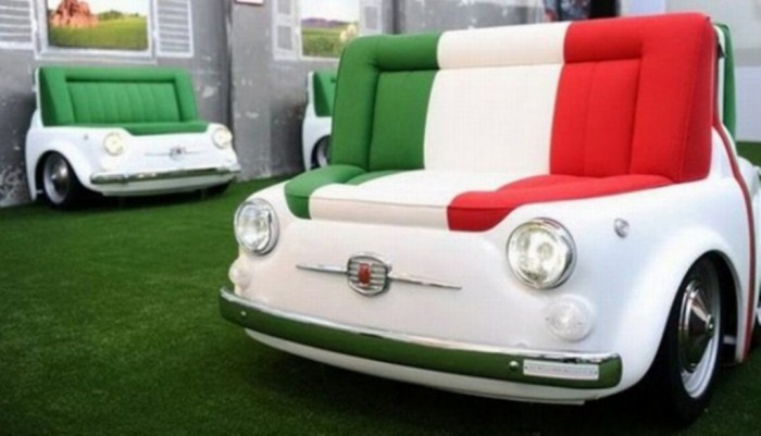 Small-Sofa-Panorama-Furniture-Design 50 Creative and Weird Sofas for Your Home