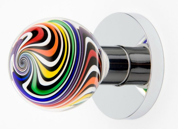 Spin-Candy-Door-Knobs-from-Out-of-the-Blue 4 Tips On How To Buy Your Door Knobs With Ideas