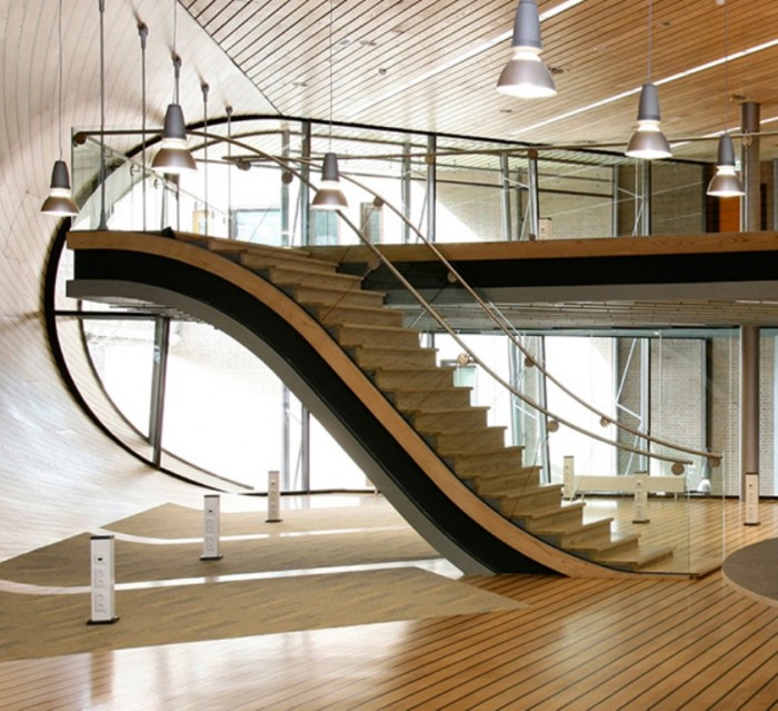 Stairs-Design-Ideas-modern-stairs-design-ideas Turn Your Old Staircase into a Decorative Piece