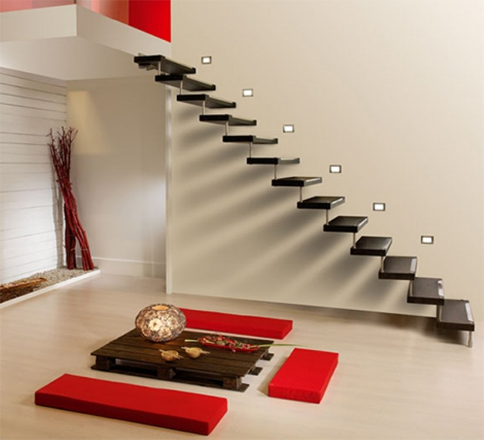 Staircase Ideas For Small Spaces: Stairs Design Ideas Stairs Designs For Small Spaces
