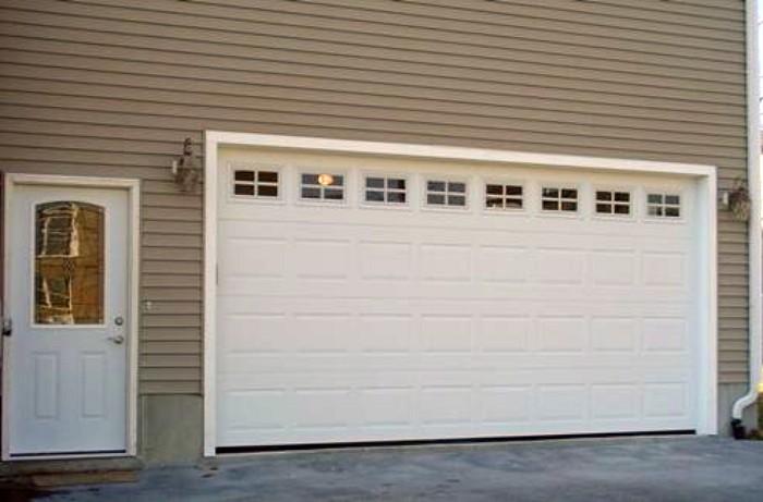 Steel-Garage-Door Modern Ideas And Designs For Garage Doors