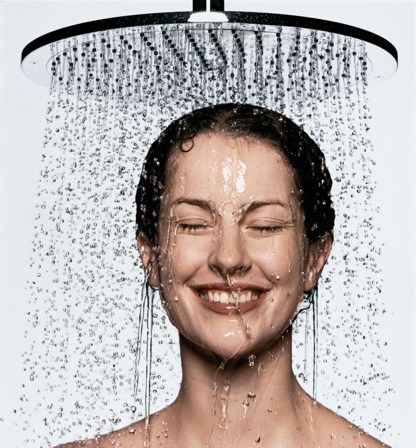 Take-a-shower 15 Ways You Should Know to Start Eating Healthy