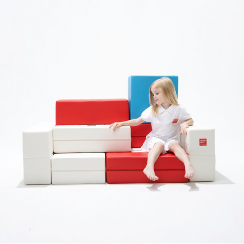 The-modular-sofas-looks-so-unique-and-cozy 50 Creative and Weird Sofas for Your Home