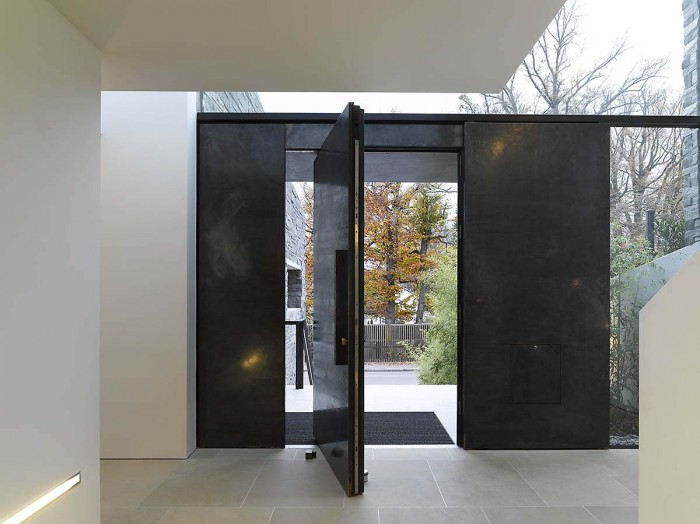 Titus-Bernard-Pivot-Door-round-up It Is Not Just a Front Door, It Is a Gate