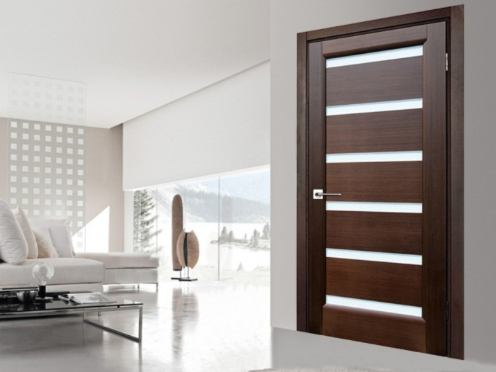 Tokio-Modern-Interior-Doors-Wenge-Finish1 Remodel Your Rooms Using These 73 Awesome Interior Doors