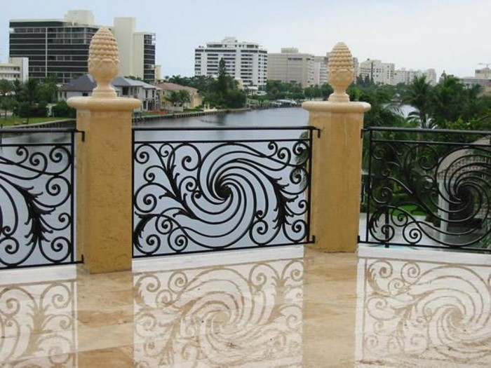 Various-Designs-of-Modern-Railings 60+ Best Railings Designs for a Catchier Balcony