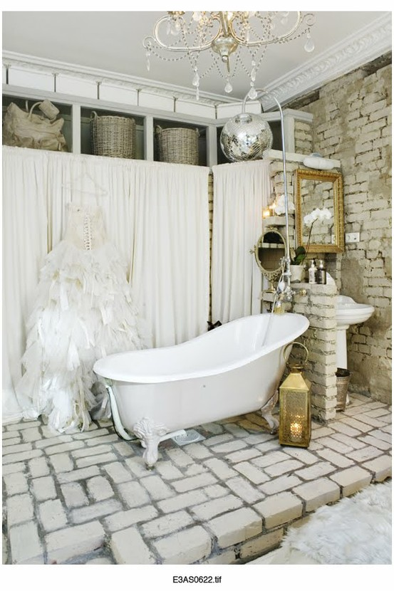 VintageBathroomDesign 16 Stunning Designs Of Vintage Bathroom Style