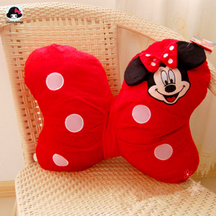 Wholesale-butterfly-shape-mickey-minnie-mouse-pillow-font-b-kid-b-font-s-birthday-gift-Halloween 10 Inexpensive and Fabulous Spring Gift Ideas