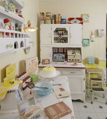 Work-Area 10 Amazing Designs Of Vintage Kitchen Style