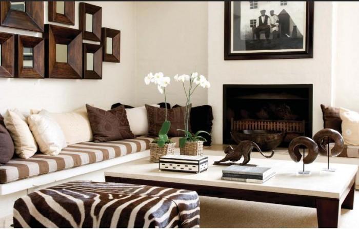 Yvonne-OBrien-Interior-Design14 African Style In The Interior Design