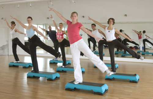 aerobic_health Keep Your Body Strong And Fit In 4 Steps