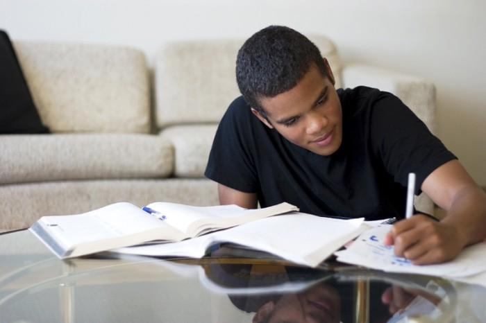 african-american-teen-homew 8 Tips To Have A Successful Teenage Life