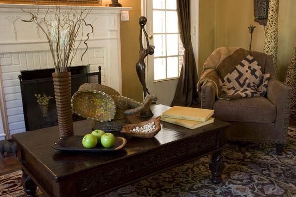 Интерьер в африканском стиле: экзотика у вас дома