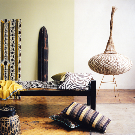 african-interior-elements African Style In The Interior Design