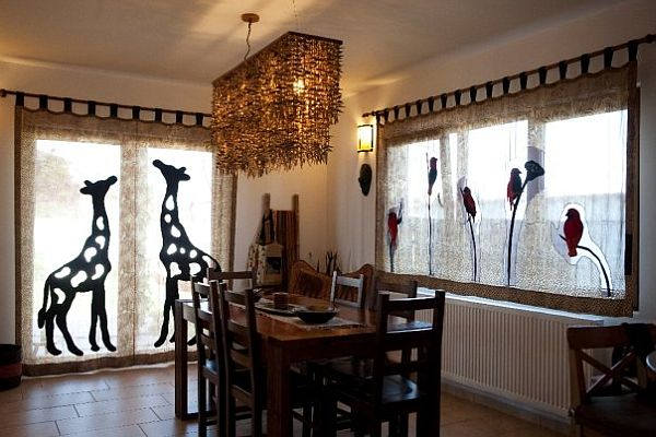african-themed-interior-design12 African Style In The Interior Design