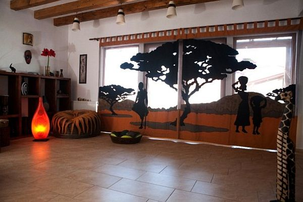african-themed-interior-design2 African Style In The Interior Design