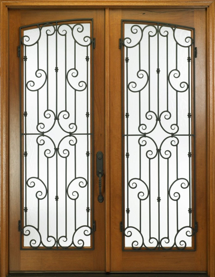 alpine-front-door It Is Not Just a Front Door, It Is a Gate
