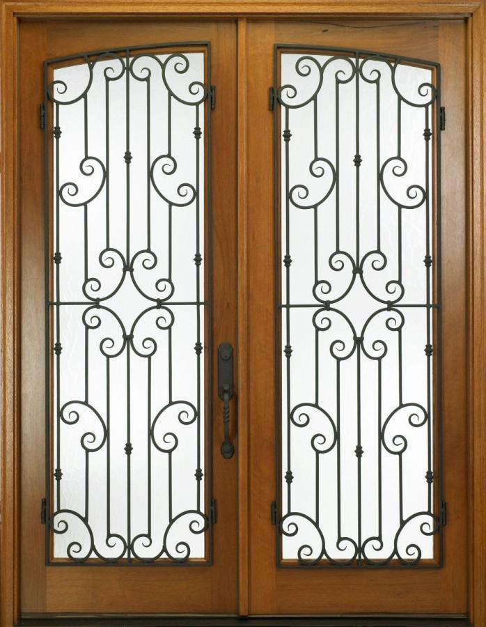 alpine-front-door It Is Not Just a Front Door, It Is a Gate