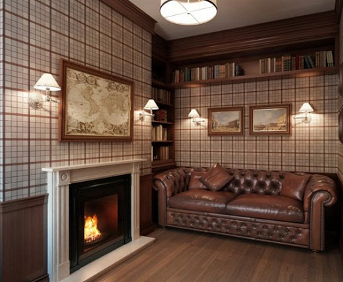 apartment-with-classic-style-interior-1 Your Apartment Will Look Wonderful In The Classical Style