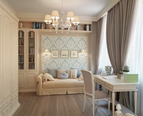 apartment-with-classic-style-interior-11 Your Apartment Will Look Wonderful In The Classical Style