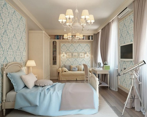 apartment-with-classic-style-interior-2 Your Apartment Will Look Wonderful In The Classical Style
