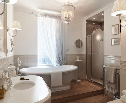 apartment-with-classic-style-interior-3 Your Apartment Will Look Wonderful In The Classical Style