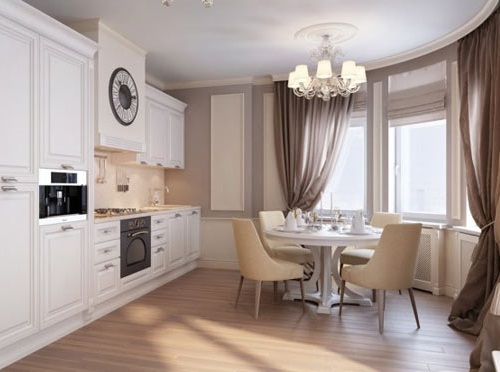 apartment-with-classic-style-interior-4 Your Apartment Will Look Wonderful In The Classical Style
