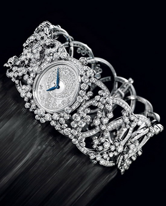 audemars-piguet-millenary-precieuse-watch 24 Most Luxury Watches For Women And How To Choose The Perfect One?!