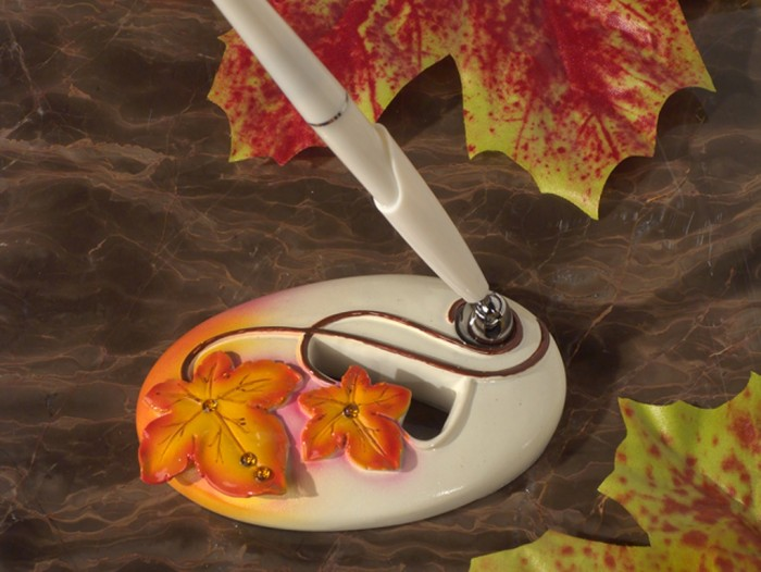 autumn-pen-set-1801 10 Autumn Gift Ideas for Inspiring You