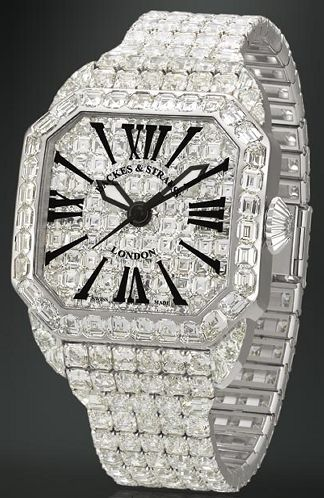 backes-strauss-berkeley-diamond-watch 24 Most Luxury Watches For Women And How To Choose The Perfect One?!