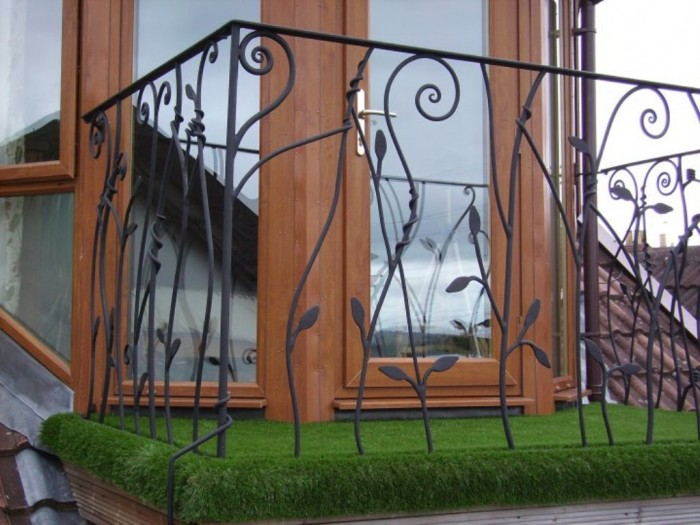 balcony-railing. 60+ Best Railings Designs for a Catchier Balcony