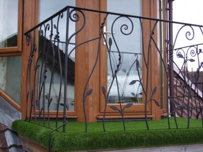 balcony-railing. 60+ Best Railings Designs for a Catchier Balcony