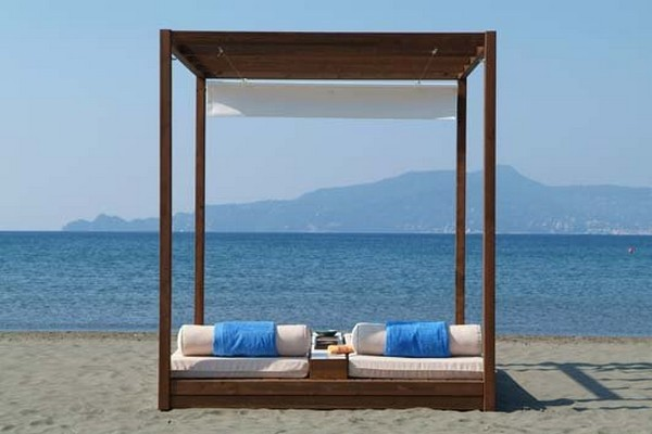 baldachin1 Outdoor Beds Are Great For Relax During The Summer