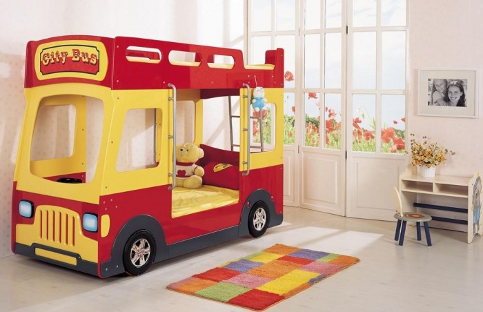 bartek-krovat-avtobus-32216-10000-10000 Make Your Children's Bedroom Larger Using Bunk Beds