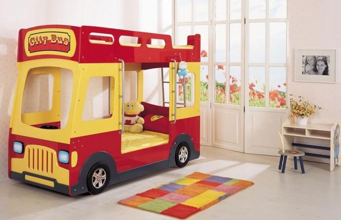 bartek-krovat-avtobus-32216-10000-10000 Make Your Children's Bedroom Larger Using Bunk Beds