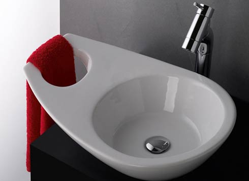 bathroom-sink-for-small-bathroom 17 Modern Designs Of Bathroom Sinks
