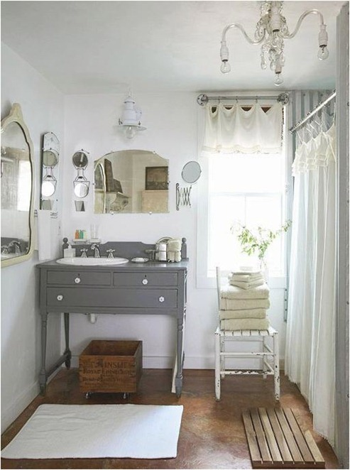 bathroom-vanity-bhg 16 Stunning Designs Of Vintage Bathroom Style